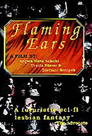 Flaming Ears Poster