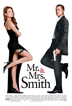 Mr. & Mrs. Smith Poster Image