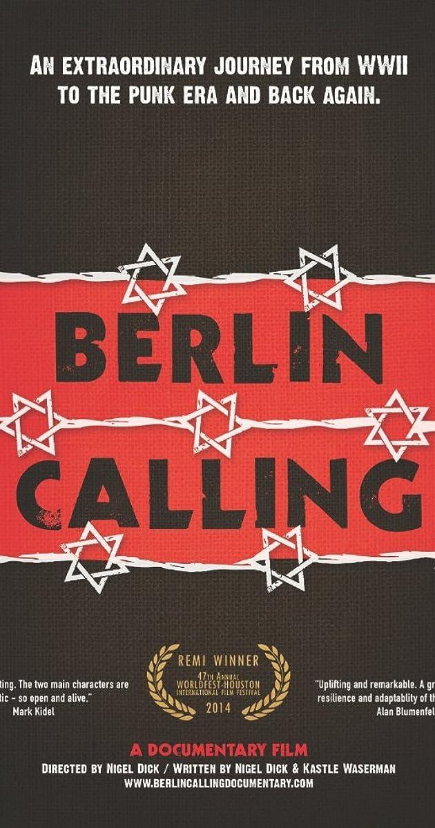 Berlin Calling Stream