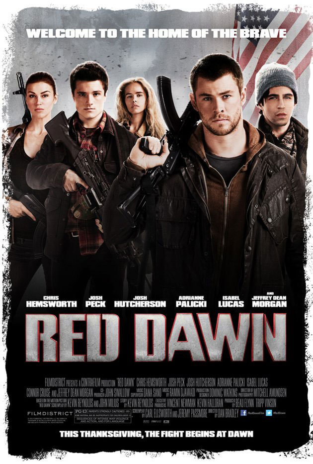 Red Dawn (2012) Hindi Dubbed