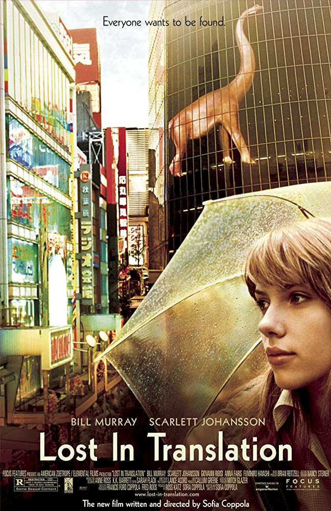 Lost in Translation (2003) Hindi Dubbed