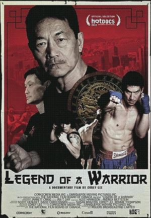 Where to stream Legend of a Warrior