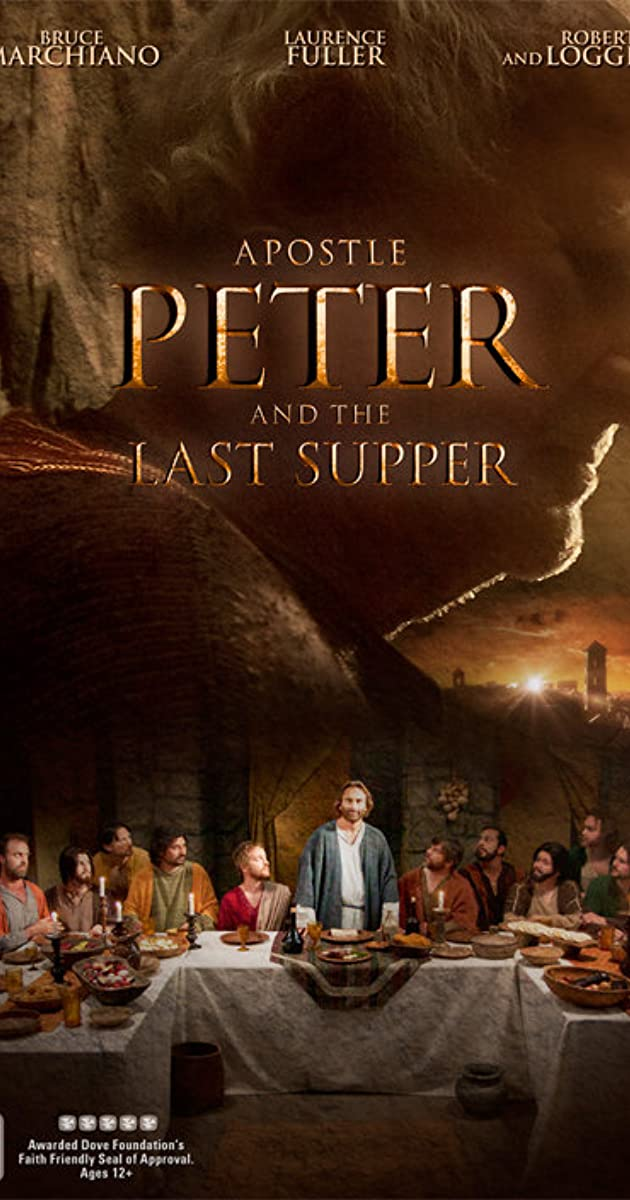Amazon. Com: dvd triple feature: esther/apostle peter & last.