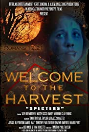 Welcome to the Harvest Poster