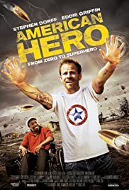 American Hero (2015) Poster - Movie Forum, Cast, Reviews