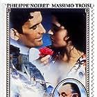 Maria Grazia Cucinotta, Philippe Noiret, and Massimo Troisi in Il postino (1994)