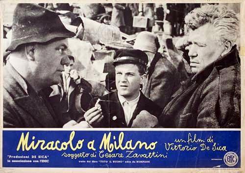 Miracle in Milan (1951) - IMDb