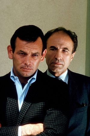 Fugitive The David Janssen  Barry Morse 1965 ABC