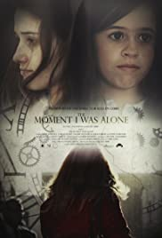 The Moment I Was Alone Poster