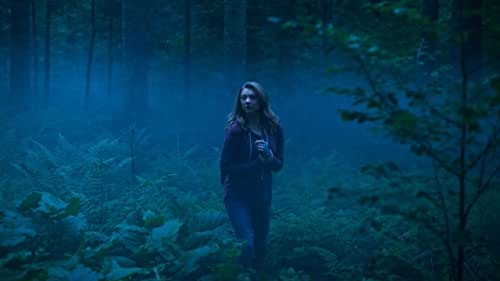 """A supernatural thriller set in the legendary Aokigahara Forest at the base of Mt. Fuji in Japan. A young American woman, Sara, goes in search of her twin sister, who has mysteriously disappeared. Despite everyone's warnings to """"stay on the path,"""" Sara enters the forest determined to discover the truth about her sister's fate -- only to be confronted by the angry and tormented souls of the dead that prey on anyone who wanders into the forest."""