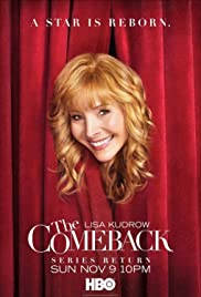 The Comeback Poster - TV Show Forum, Cast, Reviews