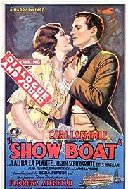 Show Boat(1929) Poster - Movie Forum, Cast, Reviews