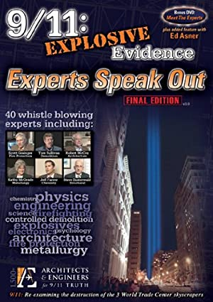 poster for 9/11: Explosive Evidence - Experts Speak Out