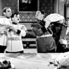 Charles Chaplin, Henry Daniell, Carter DeHaven, and Jack Oakie in The Great Dictator (1940)