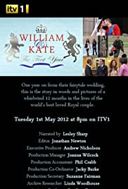 William & Kate: The First Year Poster