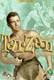 Tarzan and the Trappers Poster