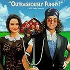 Carla Gugino, Pauly Shore, Mason Adams, Cindy Pickett, and Lane Smith in Son in Law (1993)