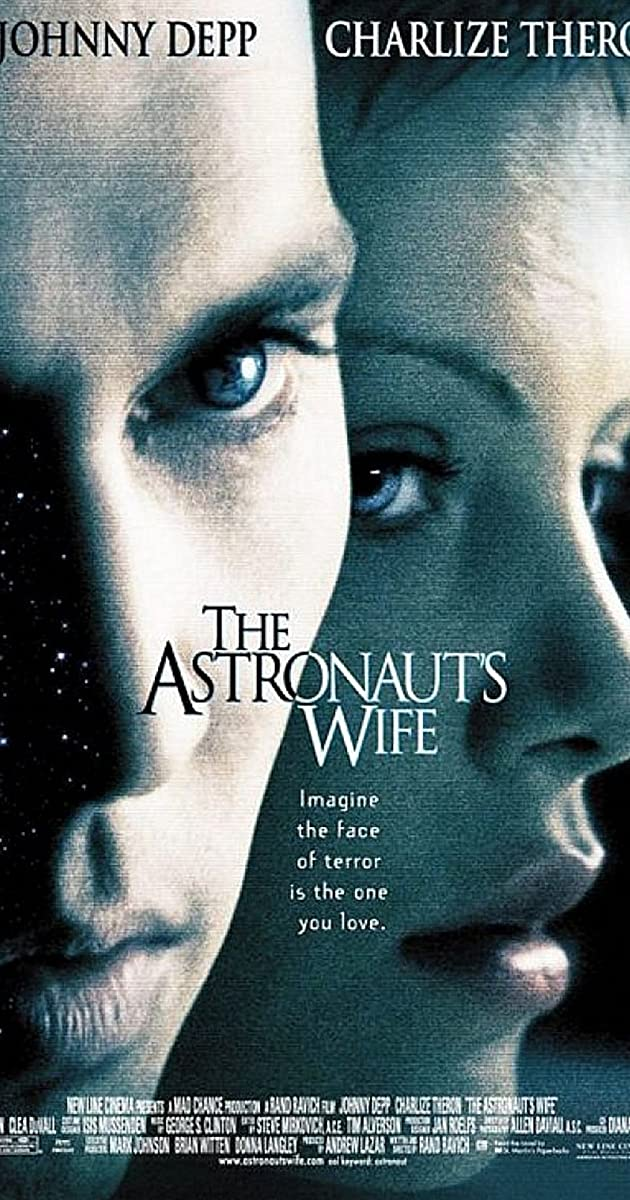 Subtitle of The Astronaut's Wife