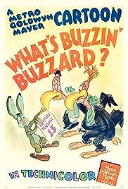 What's Buzzin' Buzzard? Poster