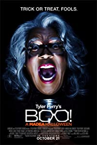 Mobile website for free movie downloads Boo! A Madea Halloween [UltraHD]