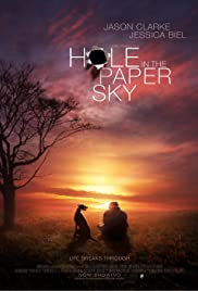 Hole in the Paper Sky Poster