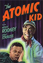 The Atomic Kid Poster