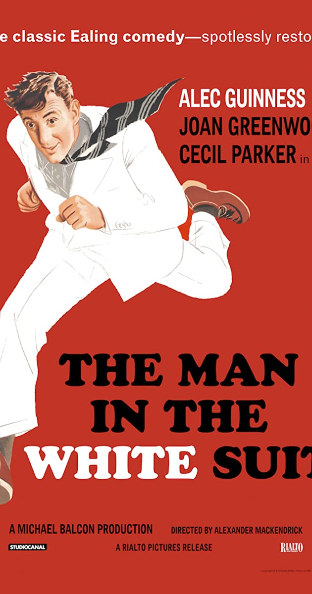 The Man in the White Suit (1951) - IMDb
