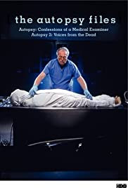 Autopsy: Confessions of a Medical Examiner Poster