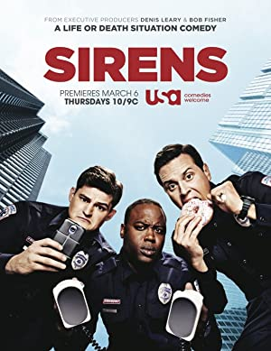 Where to stream Sirens