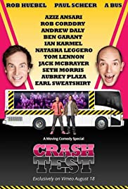 Crash Test: With Rob Huebel and Paul Scheer Poster