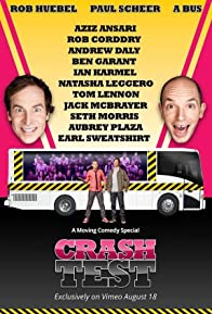 Primary photo for Crash Test: With Rob Huebel and Paul Scheer