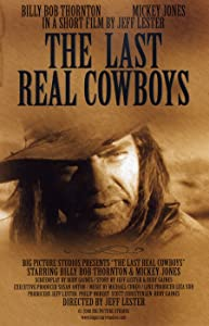 Japanese online movie watching The Last Real Cowboys USA [hd720p]
