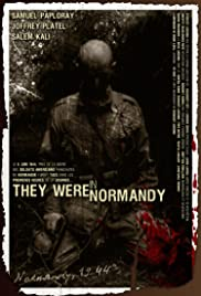 They were in Normandy Poster