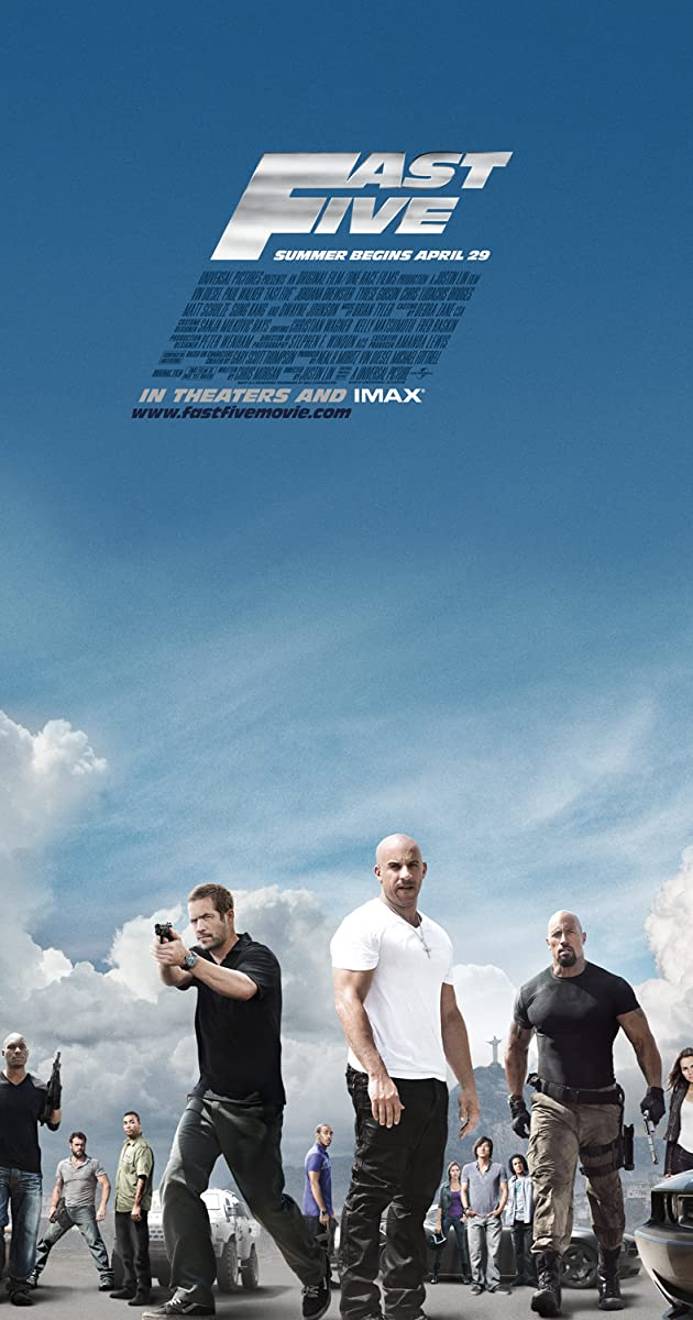 Fast and Furious 5 Fast Five (2011) DVDRip XviD-MAXSPEED