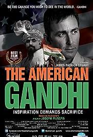 The American Gandhi Poster