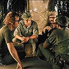 Woody Allen, Jacobo Morales, David Ortiz Angleró, and Miguel Ángel Suárez in Bananas (1971)