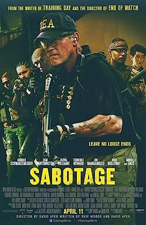 Sabotage (2014) Dual Audio (Hindi-English) 480p [400MB] || 720p [800MB] 2