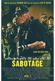 Download Sabotage (2014) Movie