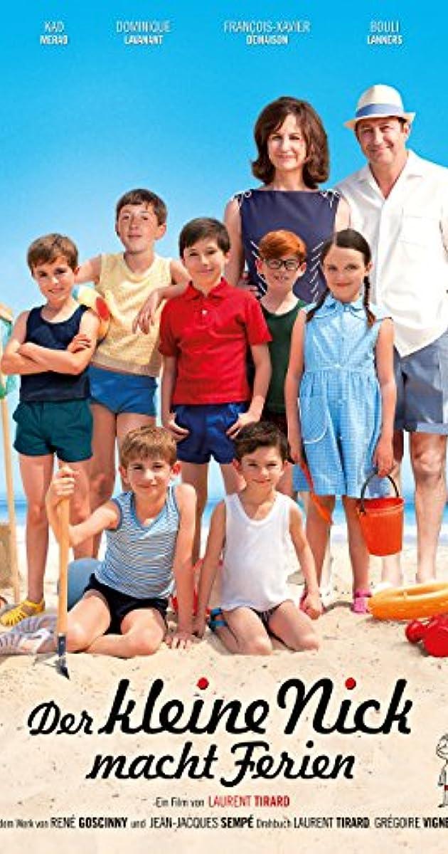 5cbf2feb8be5a5 Les vacances du petit Nicolas (2014) - IMDb