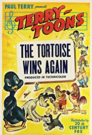 The Tortoise Wins Again Poster