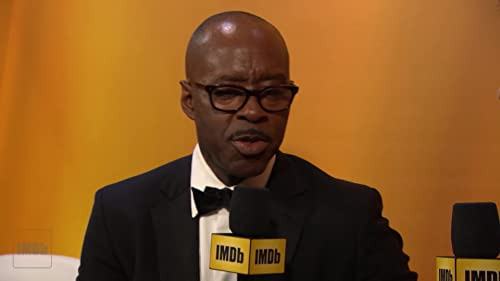 """People v. O.J. Simpson"" Star Courtney B. Vance on Johnnie Cochran, Emmy Win"