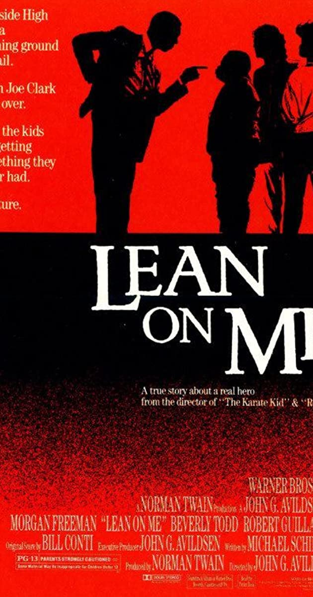 Subtitle of Lean on Me