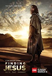 Finding Jesus: Faith. Fact. Forgery. Poster