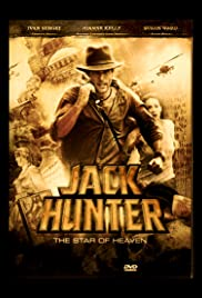 Jack Hunter and the Star of Heaven Poster
