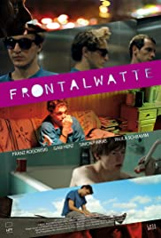 Frontalwatte Poster