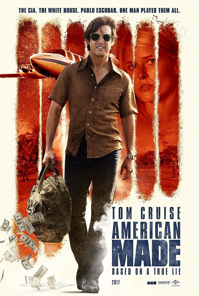 ปกหนัง อเมริกัน เมดAmerican Made
