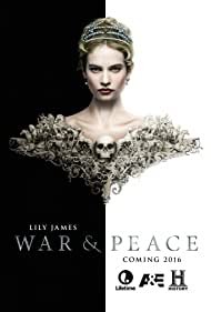 Lily James in War & Peace (2016)