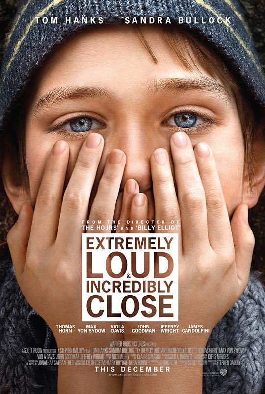 Extremely Loud and Incredibly Close (2011) Dual Audio Hindi 400MB BluRay 480p x264 ESubs