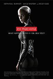 Ex Machina (2014) Poster - Movie Forum, Cast, Reviews