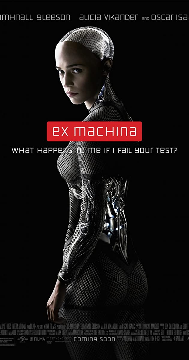 Subtitle of Ex Machina